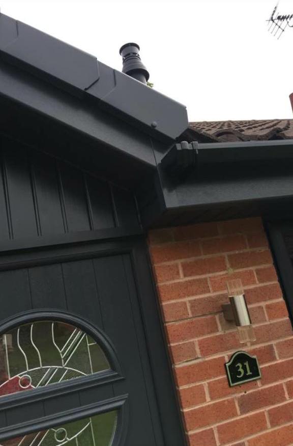 Dry Verge & Dry Ridge Installation in Stoke-on-Trent
